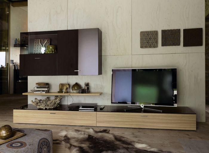 Moderne Wohnzimmermobel Die Linien Now By Hulsta Neue Dekor