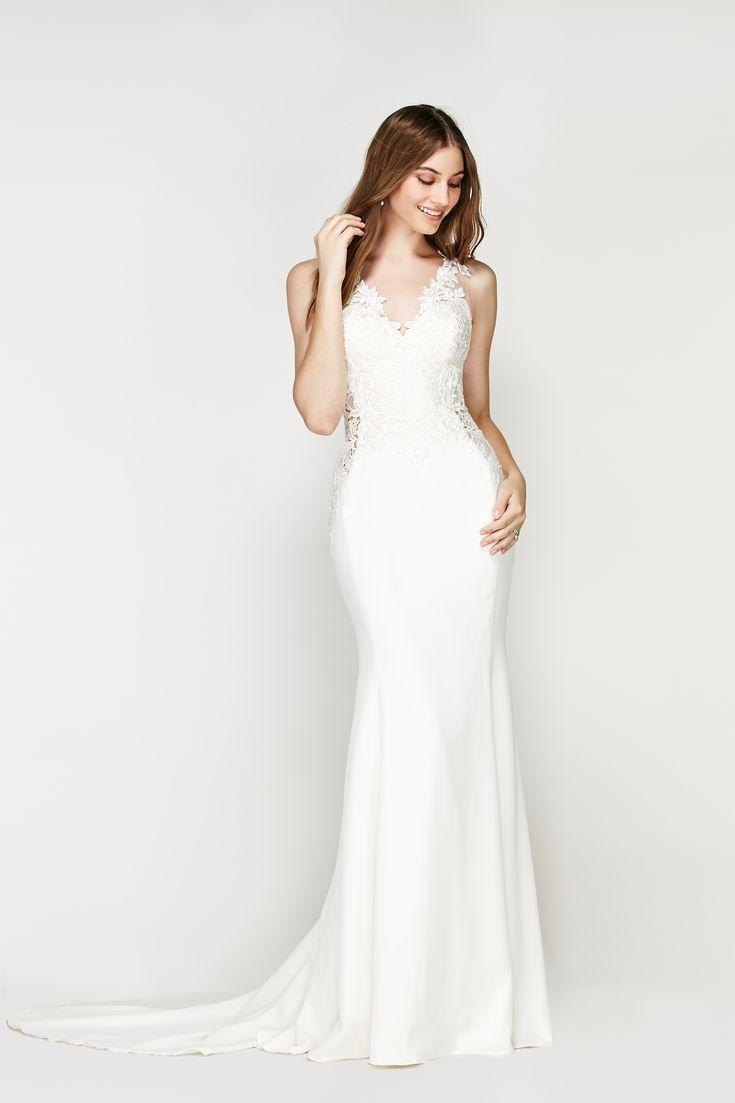 Mejores 92 imágenes de Wedding dress CynPy en Pinterest | Vestidos ...
