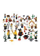 LEGO 9349 Sagofigurer från 4år