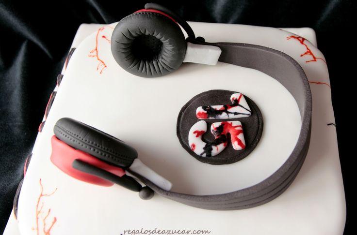 cupcakes musica auriculares - Cerca amb Google | pastel ...