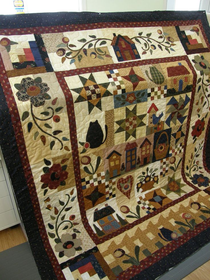 Love This By Veronica Lopez Sosa Quilts Quilts
