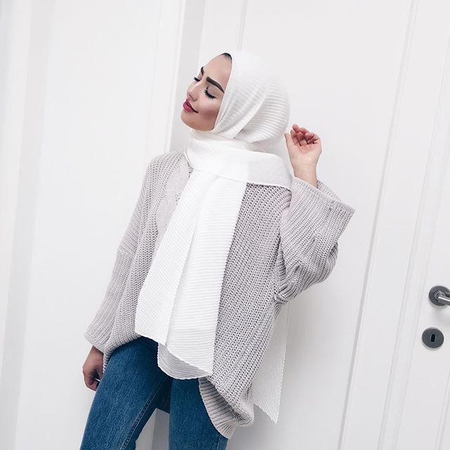 Beautiful hijab: @veronacollection
