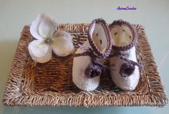 Hand knitted eco friendly cotton/silk cream rose by AniramCreates, £15.99
