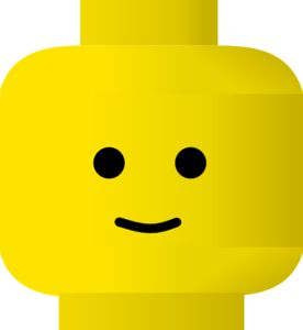 Lego face downloads, maybe use for masks - Lego Party - Happy Clip Art