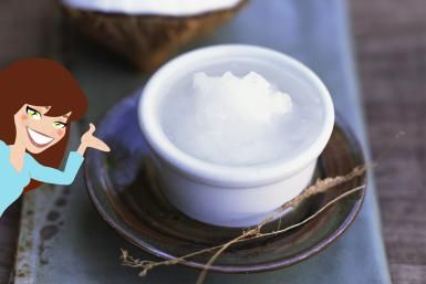 Does Coconut Oil Help With Weight Loss? - Courtesy of Hungry-Girl.com / Getty Images
