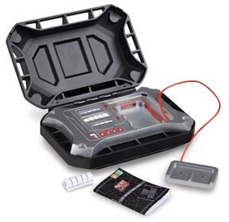 Spy Gear Lie Detector Kit