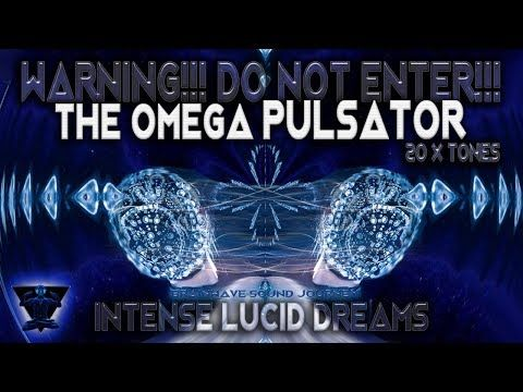 BE AWARE: The OMEGA PULSATOR : powerful 20 TONE INTENSE BINAURAL BEATS MATRIX – INTENSE LUCID DREAMING MUSIC BY THETA REALMS. The Omega Pulsator will be a new series and a theta realms original – I wont be hiding the tones within this mix ( but hold in mind ) that even if replicated...