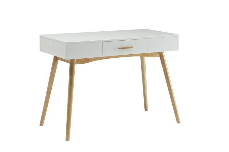 Convenience Concepts Oslo Writing Desk & Reviews   Wayfair
