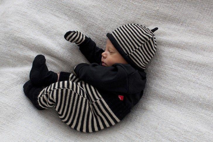Ropa de recién nacidos de Buggysocks