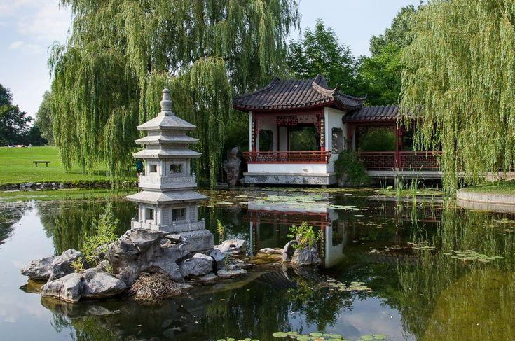 """""""Сады мира"""". Китайский сад... - История красоты"""