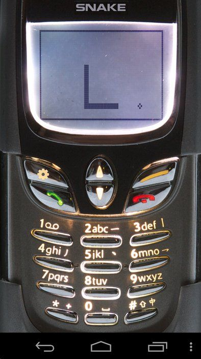 Pin for Later: Everything Is Right When You Can Play Snake on a Nokia Again
