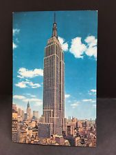 22 best vintage usa postcards images on pinterest vtg postcard ny nyc manhattan empire state building nestor chrome 1960s fandeluxe Image collections