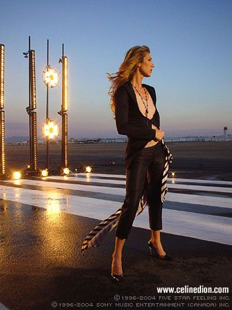 my inspiration..as daggy as that makes me..I love Celine Dion!