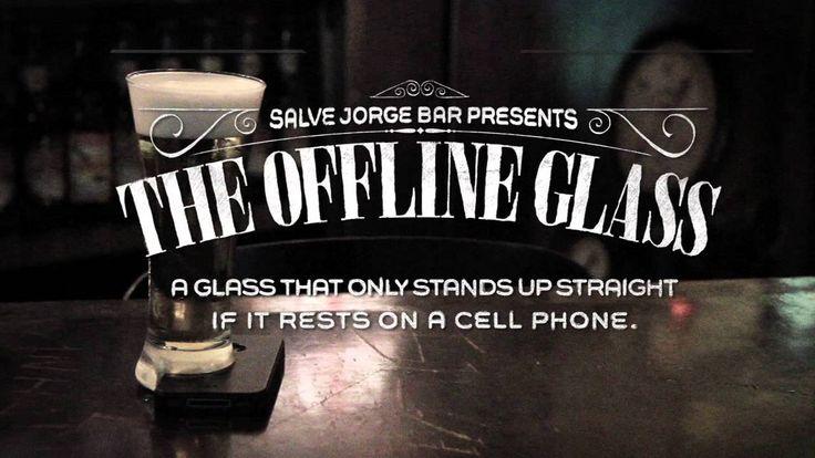 Salve Jorge Bar presents The Offline Glass (HD)