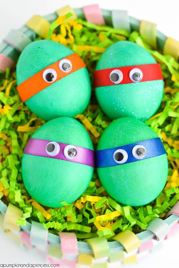 ¡Los 15 cocos de Pascua más adorables que puedes jugar! – Bricolaje …