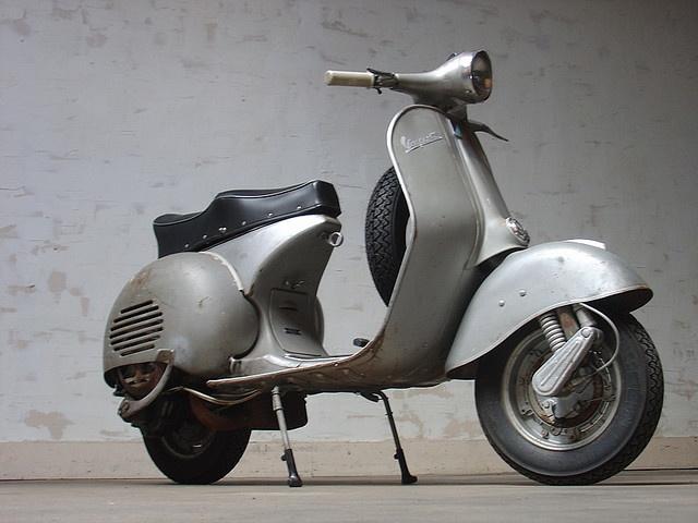 gs150 patina bikes vespa vespa scooters vespa 150. Black Bedroom Furniture Sets. Home Design Ideas
