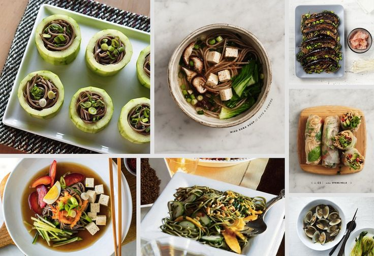 22 Ways To Eat Soba Noodles Forever