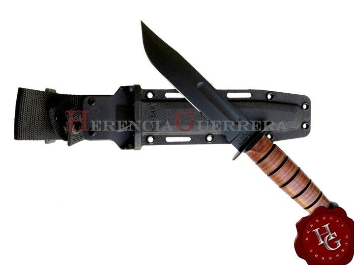 Cuchillo Táctico KA-BAR US ARMY 5019 Funda Rígida