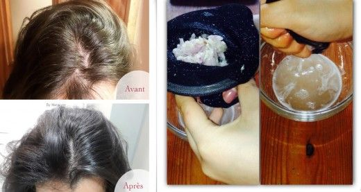 Elle avait des cheveux très fins, mais elle a utilisé cet ingrédient et a obtenu des cheveux épais | Santé+ Magazine - Le magazine de la santé naturelle