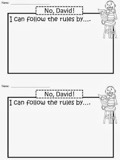 I can follow rule No David