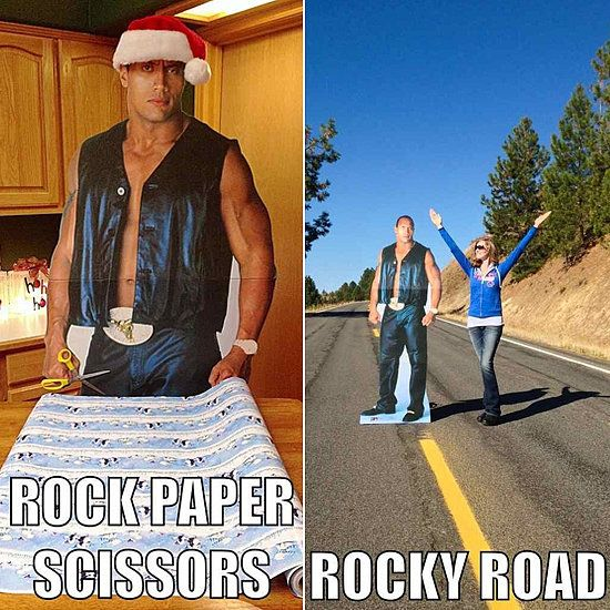"""These """"The Rock"""" puns are pretty perfect."""
