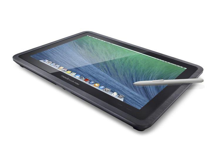 "Modbook Pro [Mac OS X] 2.9GHz i7, 16GB RAM, 2.5TB Mobile Storage, FW800 Shuttle. Mac OS X 10.9 Mavericks 64-bit Operating System. 13.3"" Wacom Penabled Modbook ForceGlass Display, Intel HD 4000 with up to 768 MB VRAM. 2.9 GHz Intel Core i7 Processor (Turbo Boost up to 3.6GHz) with 4MB L3 Cache, 16GB Modbook EnergySaver RAM. Built-in 480GB Broadcast-rated SSD, Built-in 500GB Standard SSD, 1.5TB HDD FW800 Shuttle. Thunderbolt w/ Mini DisplayPort, FireWire 800, USB 3.0, Gbit Ethn., SDXC..."
