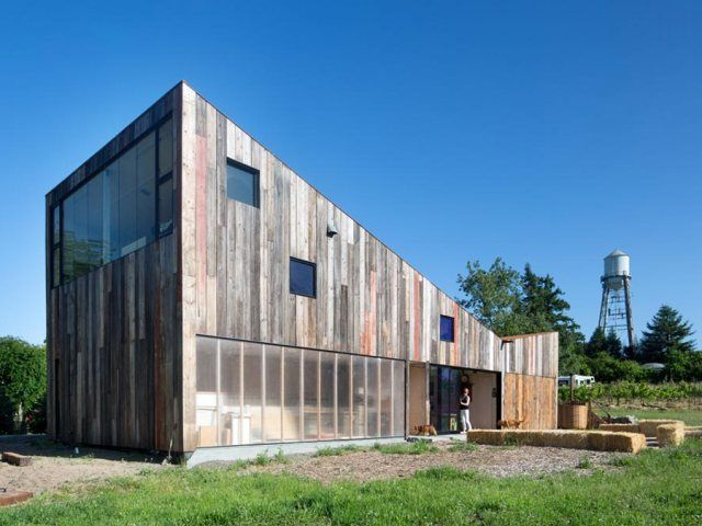 Meier Road Barn Studio by SFOSL - News - Frameweb