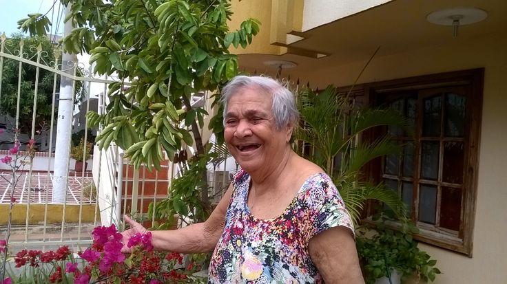 Feliz cumpleaños abuelita!!!
