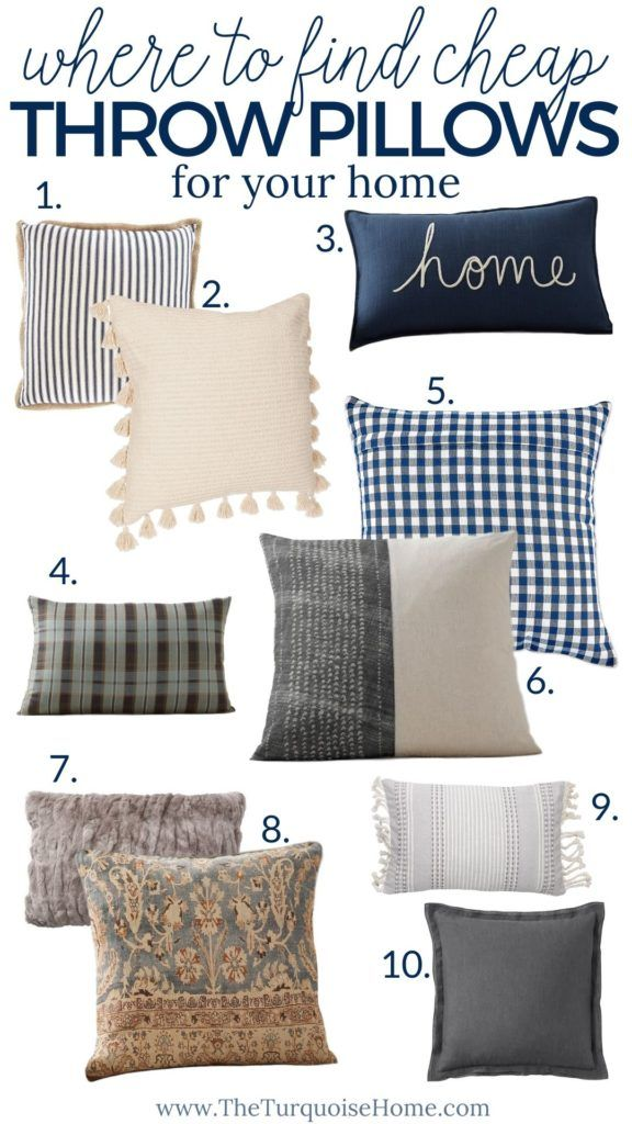 Where To Find Cheap Throw Pillows Online The Turquoise Home Cheap Throw Pillows Faux Fireplace Diy Cheap Pillows
