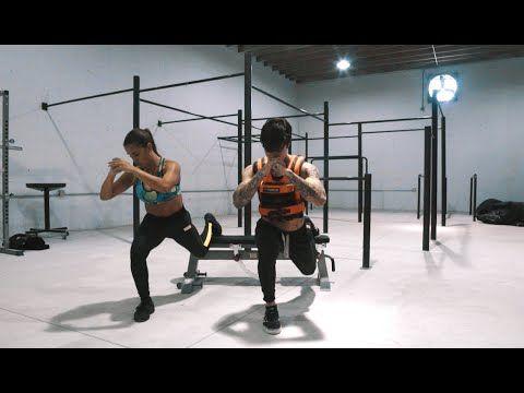 KILLER CALISTHENICS LEG WORKOUT (ROUTINE) *NO EQUIPMENT NEEDED* - YouTube