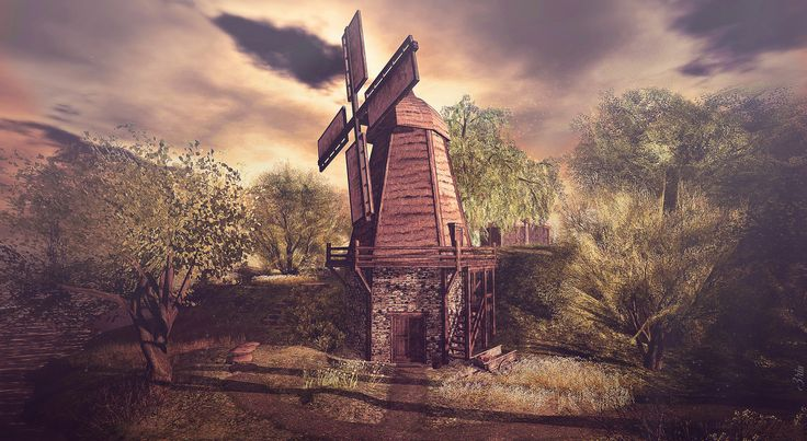 The Mill | by Eria Ziemia