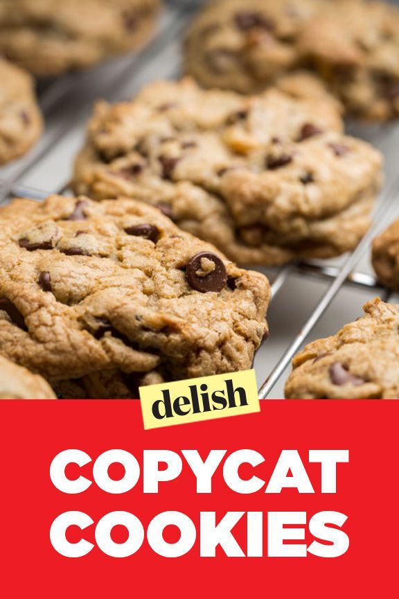 Copycat Doubletree Chocolate Chip Cookies Recipe Favorite