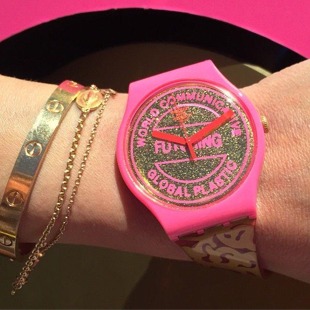 Swatch FUTURING BY EVA & ADELE ©watchinsider
