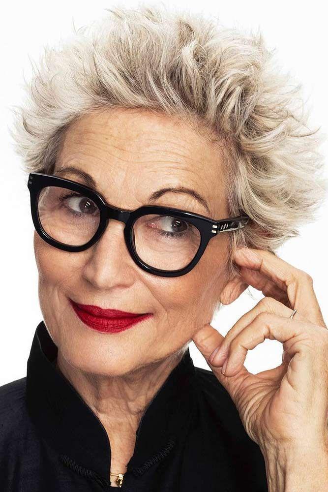 Spiky Cut ❤ Unglaublich schöne kurze Frisuren für Frauen über 60 ❤ #lovehai … Spiky Cut ❤ Unglaublich schöne kurze Frisuren für Frauen über …