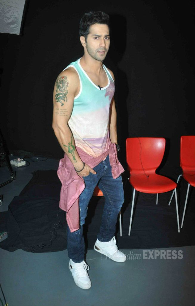 Varun Dhawan promoting 'ABCD 2' - #ABCD2. #Bollywood #Fashion #Style #Handsome