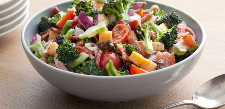 Broccoli Salad By Paula Deen