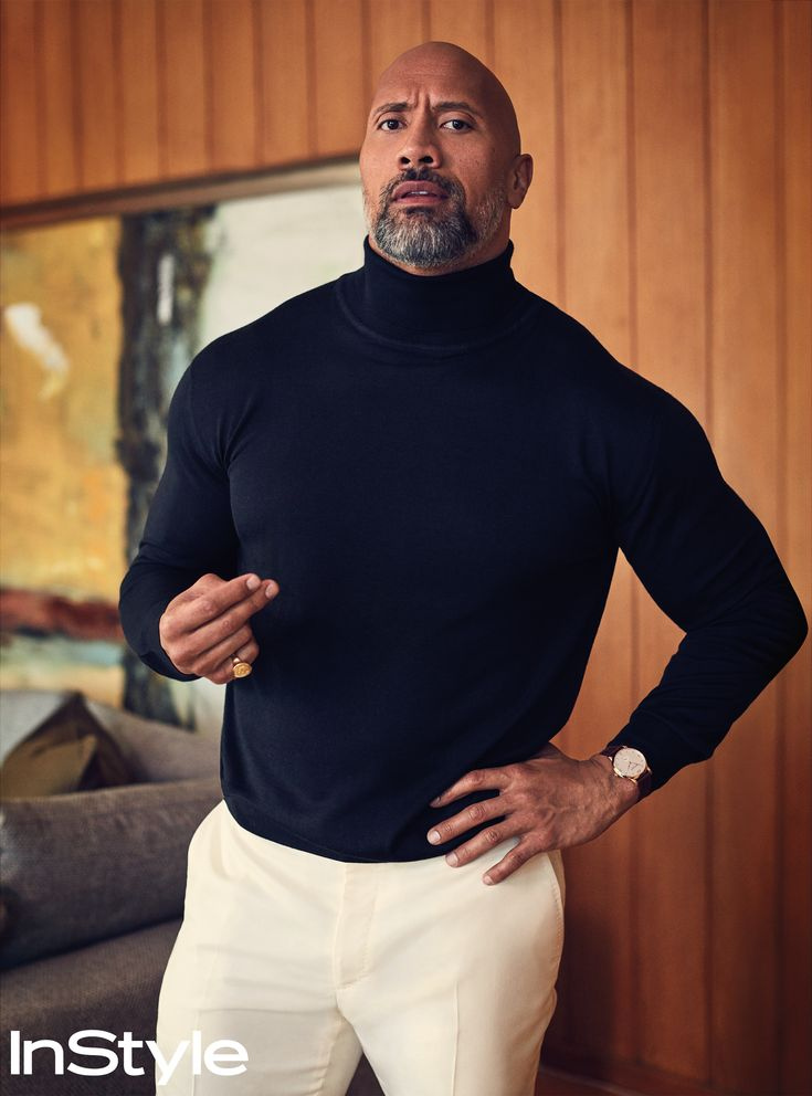 Dwayne 'The Rock' Johnson on a Possible Presidential Run, the Secret to His Relentless Positivity, and the <em>Jumanji</em> Reboot | The Rock sits down with InStyle's Laura Brown to talk about about parenting, love, and living his best life.
