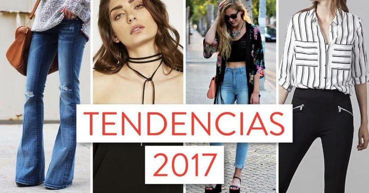 El último grito de la moda: tendencias para 2017, ¡descúbrelas!