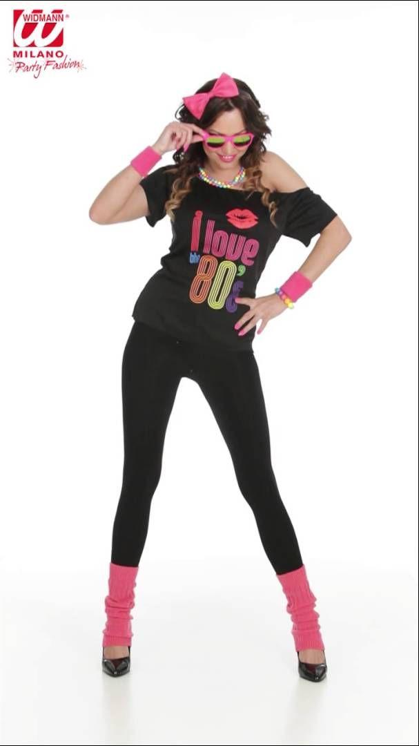 80s Dance Outfit Ideas