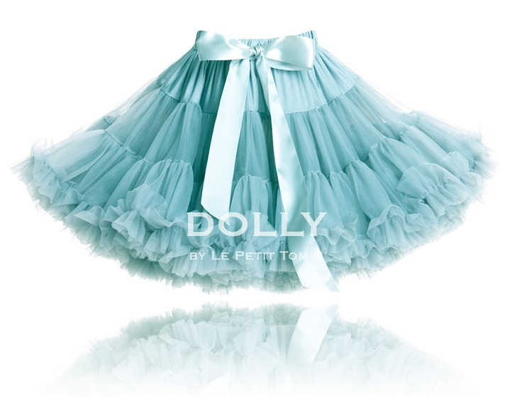 Tiffanyho Holly golightly petti sukňa