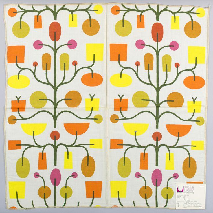 Alexander Girard 'Fruit Tree' 1961