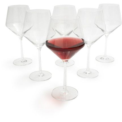 Schott Zwiesel® Pure Light-Bodied Red Wine Glasses