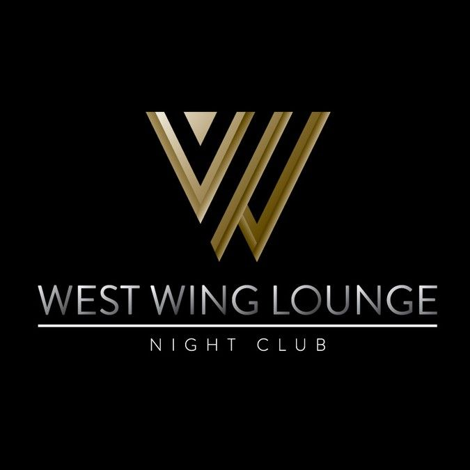 This is a outside venue named the west wing lounge i need a sophisticated an unique logo Designers choose Bar & Nightclub by Mangojamma