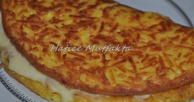 Nefis mi nefis harika bir kahvaltılık. Çok basit ve pratik deneyin pişman olmazsınız. Patatesli sandiviç omlet için gereken ma...