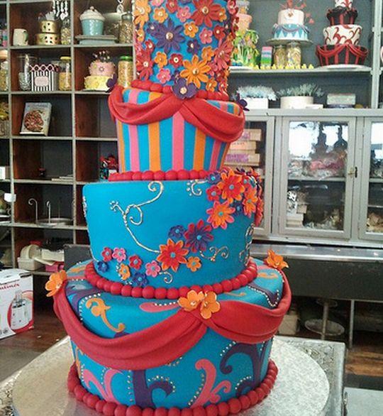 Marshmallow fondant recipe cake boss
