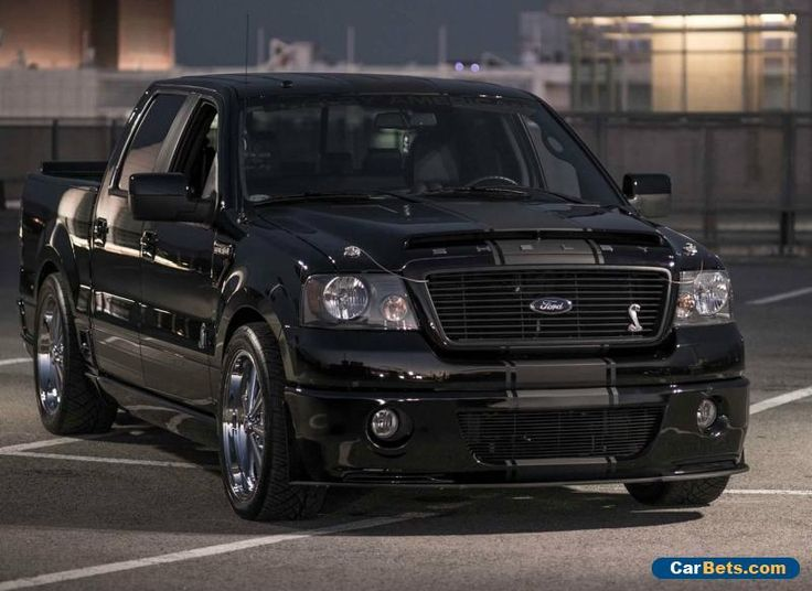 Shelby Ford Trucks >> 2008 Ford F-150 Shelby Super Snake   Ford   Pinterest   Super snake, Ford and Ford trucks