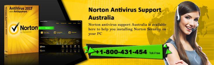 #NortonAntivirus Customer Support Service Number 1800-431-454 Technical Help #Australia