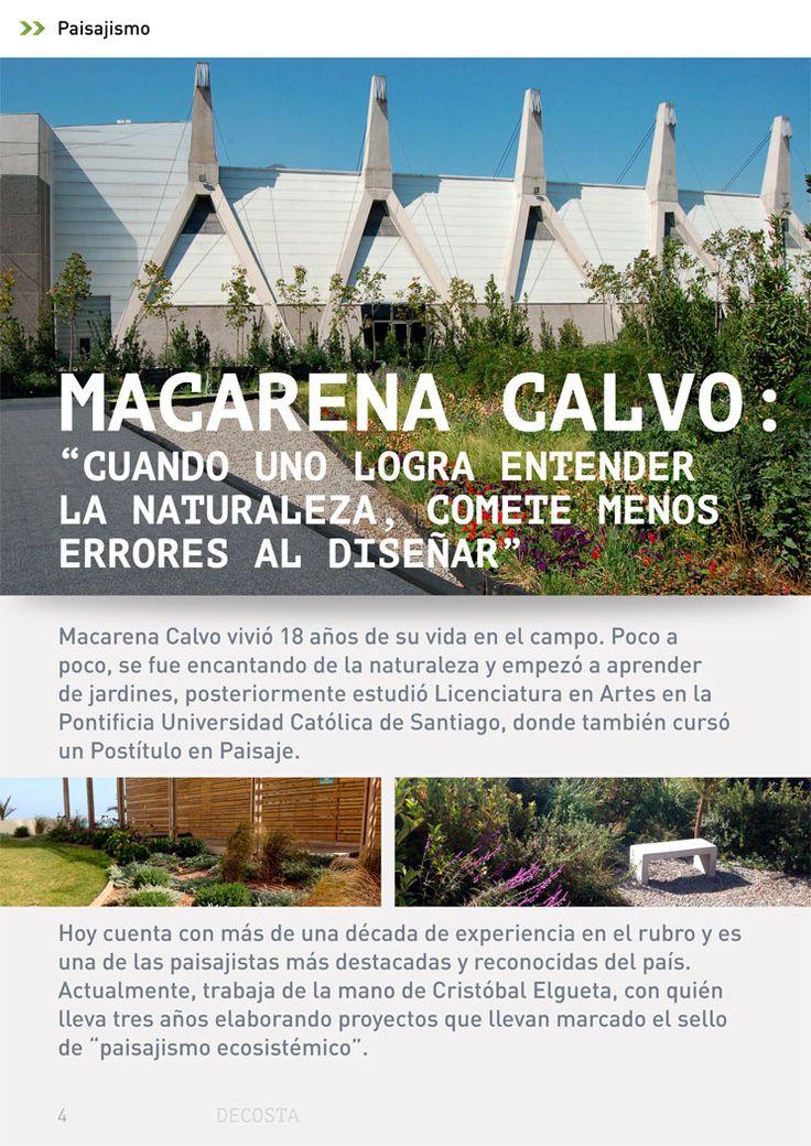 Paisajismo - Macarena Calvo