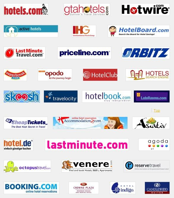 Our partners help us provide the number 1 hotel comparison engine in the world.