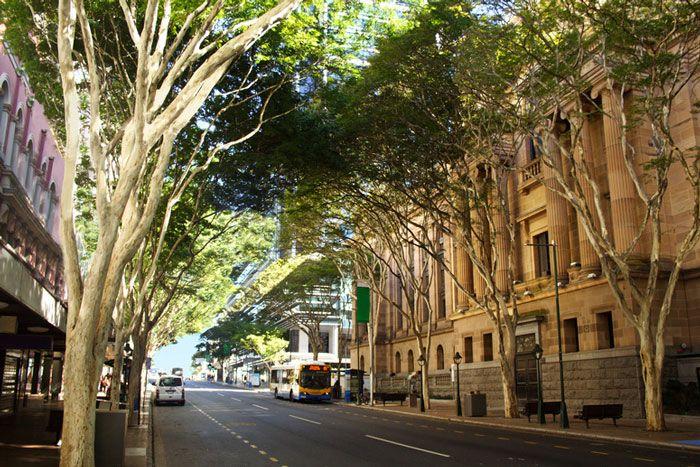 Adelaide Street Brisbane